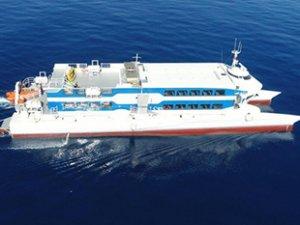 Hatay'dan Beyrut'a deniz otobüsü seferleri başlayacak