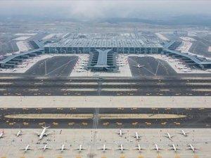 İstanbul Havalimanı'nda seferler günbegün artıyor