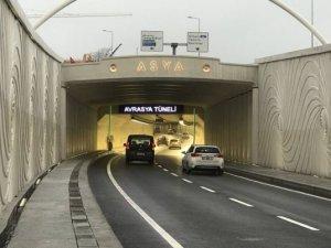 Avrasya Tüneli Bir Yılda 23 Milyon Saat Zaman Tasarrufu Sağladı