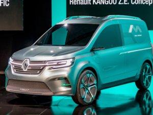 Renault, hafif ticari ürün gamını yeniliyor