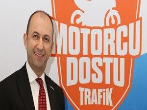 'Motorcu Dostu Trafik' projesinde yeni dönem