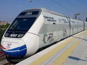 Mevlana anısına özel tren