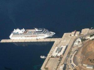 """İstanbul'un yeni """"cruise limanı"""" için hedef 2021"""