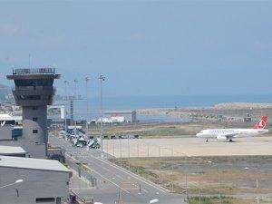 Ordu-Giresun Havalimanı'nda tempo yoğun