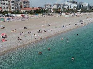 Antalya 4,5 ayda nüfusu kadar yabancı turist ağırladı