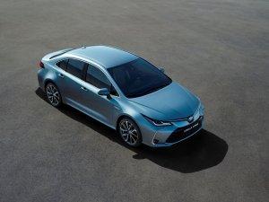 Sakaryalı yeni Toyota Corolla'ya  EuroNCAP'ten beş yıldız