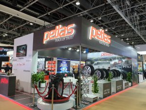 Petlas Orta Doğu ve Kuzey Afrika pazarında güçlü varlığını sürdürüyor