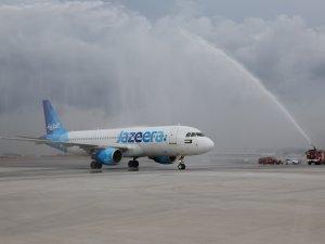 Jazeera Airways, Sabiha Gökçen Havalimanı'ndan uçmaya başladı