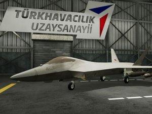 Paris Havacılık Fuarı'nda milli savaş uçağı rüzgarı esti
