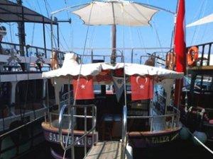 Antalya'da 2 deniz aracı için 36 bin lira ceza kesildi
