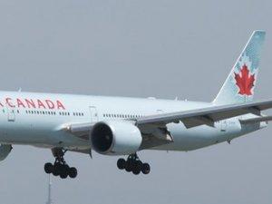 Yolcu uçağı türbülansa girdi: 37 yaralı