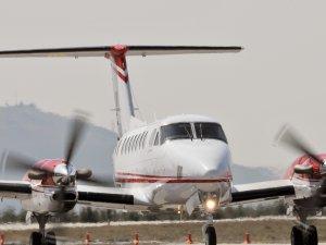 Havadan Fotoğraf Çekim Uçağı göreve hazır
