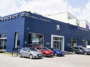 Fransız devi Peugeot Arkas Otomotiv ile şimdi Karşıyaka'da!