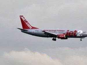 Uçakta olay çıkaran yolcuya 600 bin lira ceza