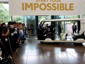 Toyota, 2020 Tokyo Olimpiyatları için özel araç tasarladı