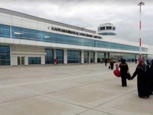 Kahramanmaraş Havalimanı daimi yolcu giriş-çıkış hava hudut kapısı oldu