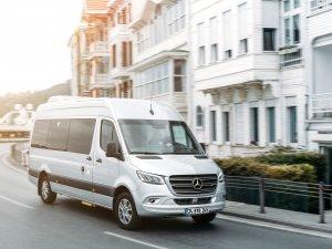 Yeni Mercedes-Benz Sprinter, Müşterileri ile Buluştu