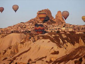 Kapadokya'yı gökyüzünden keşfetmek isteyenlere rezervasyon uyarısı