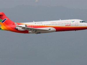 Çin havacılık endüstrisi Airbus ve Boeing'e rakip olacak