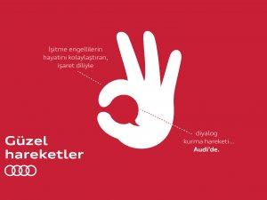 Audi Türkiye'den 'Güzel Hareketler'