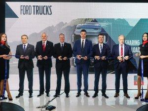 Ford Trucks'ın uluslararası büyüme yolculuğu sürüyor