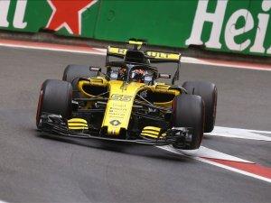 Formula 1'de Renault'a diskalifiye cezası