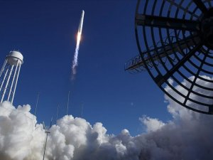 Kargo aracı Cygnus, Uluslararası Uzay İstasyonu'na vardı