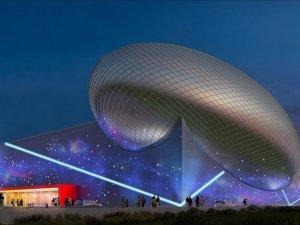 Türkiye'nin uzay temalı merkezine Avrupa'dan ödül