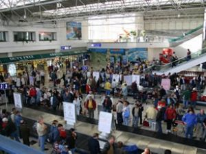 Havayolunda yolcu sayısı % 14.7 arttı