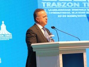 'Türkiye, transit ticarette vazgeçilmez bir küresel üs haline gelecek'