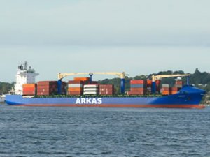 Arkas Line, Kuzey Afrika servisini genişletiyor