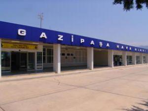 Gazipaşa Havaalanı için heyecan dorukta