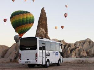 Allison Transmission, Türkiye genelinde turizm taşımacıları ile buluşuyor