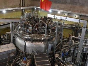 Çin 'yapay güneşi' tamamladı, 2020'de enerji üretmeye başlayacak