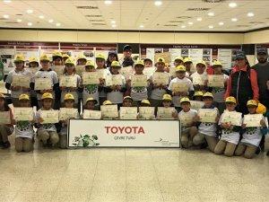 Toyota'nın sosyal sorumluluk çalışmaları devam ediyor