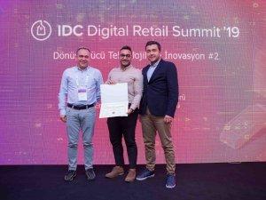 Mercedes-Benz Türk Robocop Projesi, iki ödül kazandı