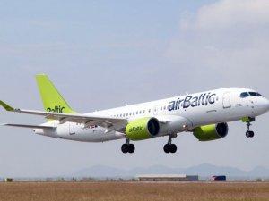 Airbus, 100'üncü A220 uçağını ürettiğini açıkladı