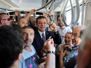 Ekrem İmamoğlu, Eminönü-Alibeyköy Tramvayı'nı inceleyecek