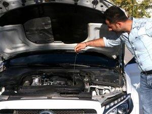 Yağ yakan 'sıfır otomobil' için yenisiyle değişim kararı