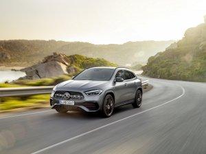 Yeni Mercedes-Benz GLA, dijital dünya lansmanı ile tanıtıldı