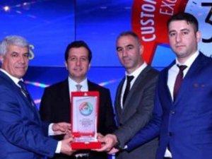 THY'den Şırnak Şerafettin Elçi Havalimanı'na ödül