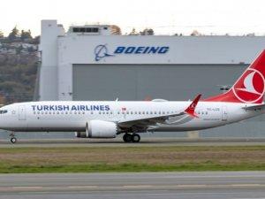 Türk Hava Yolları'ndan, Boeing'e 737 MAX davası