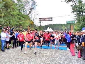 Şampiyonlar Kemerburgaz Kent Ormanı'nda buluşuyor