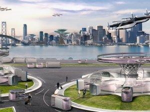 Hyundai CES 2020'de uçan araçları gösterecek