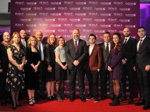 Qatar Airways Türkiye'deki 15. yılını kutladı
