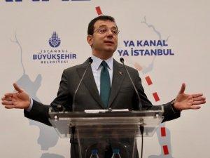 İmamoğlu, Kanal İstanbul'a karşı olma nedenlerini madde madde açıkladı