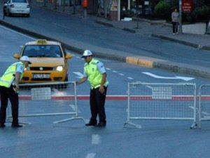 Ankara'da bugün bazı yollar trafiğe kapatılacak