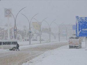 Hakkari'de 75 yerleşim biriminin yolu kapandı
