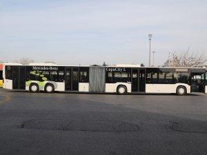 Metrobüs hattında yeni test sürüşlerine başlandı