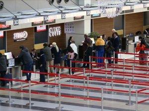 Antalya Havalimanı 35 milyondan fazla yolcuyu ağırladı